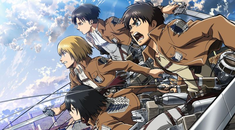 Attack on Titan Anime Review and Where to Watch