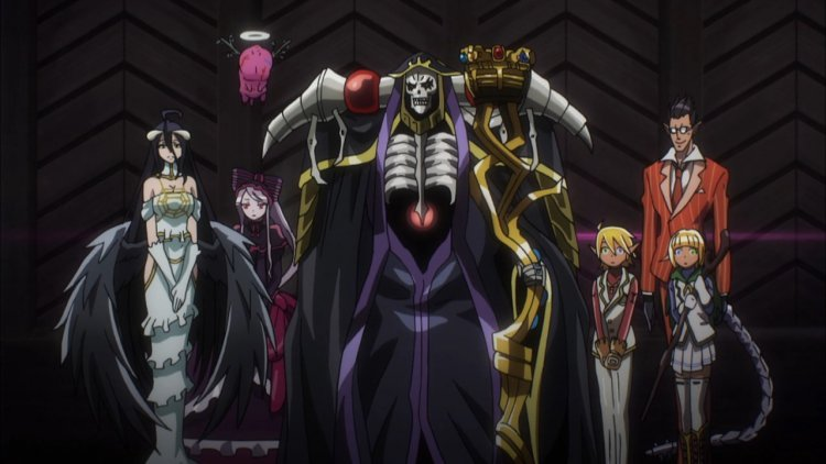 Overlord Anime Review – Where to Watch?