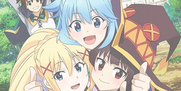 KonoSuba Anime Review and Where to Watch?